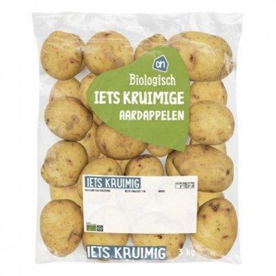 Huismerk Biologisch Iets kruimige aardappelen