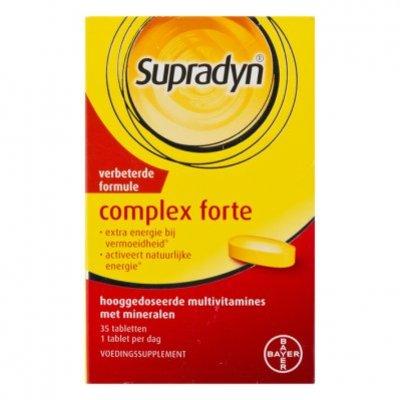 Supradyn Complex forte voedingssupplement