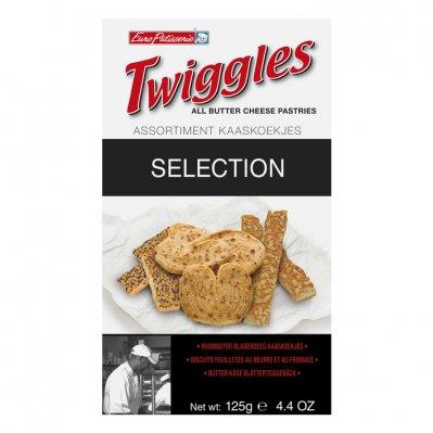 Euro Patisserie Twiggles selection kaaskoekjes