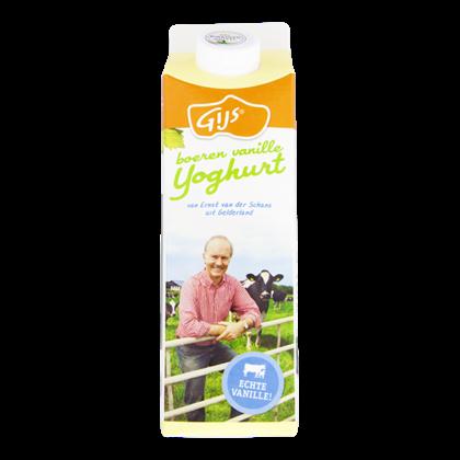 GIJS Boeren vanilleyoghurt