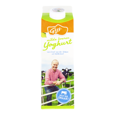 GIJS Milde boerenyoghurt