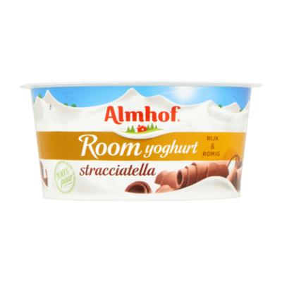 Almhof Roomyoghurt Stracciatella