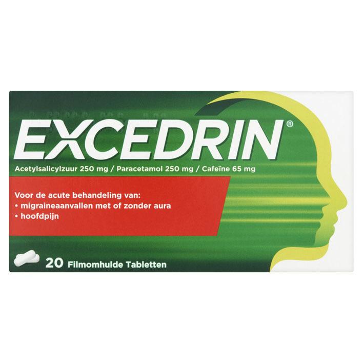 Excedrin Tabletten
