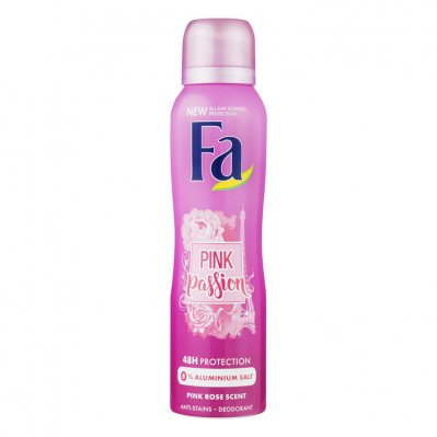 Fa Deospray pink passion