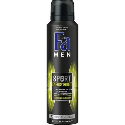 Fa Deospray for men sport double power 72hr