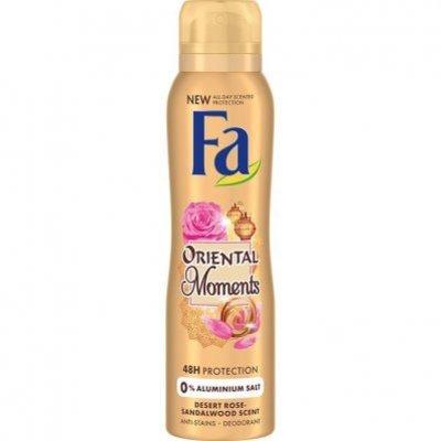 Fa Oriental moments desert rose spray