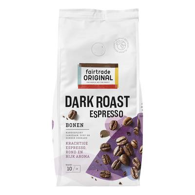 Fairtrade Original Espresso bonen dark roast