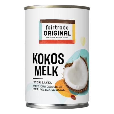 Fairtrade Original Kokosmelk