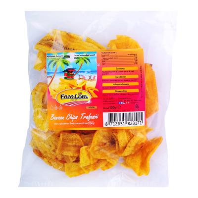 Faja Lobi Banaan chips