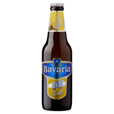 Bavaria 0.0% radler lemon