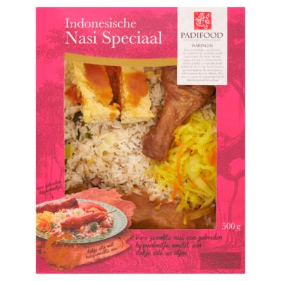 Padifood Indonesische Nasi Speciaal 500 g
