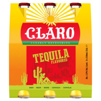 Claro 5.9% Tequila Mexican Bier