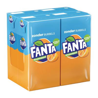 Fanta Still sinaasappel