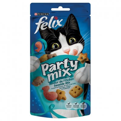 Felix Partymix snacks seaside