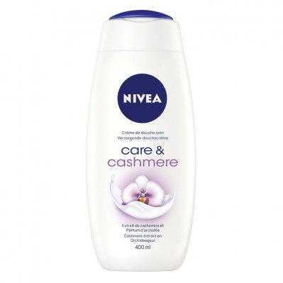 Nivea Care & cashmere douchecrème