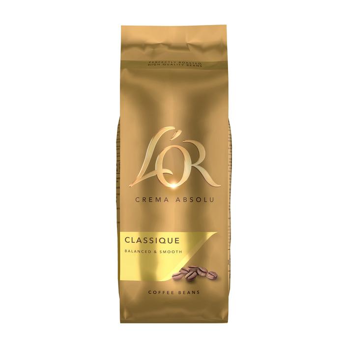 L'OR Crema Classique koffiebonen