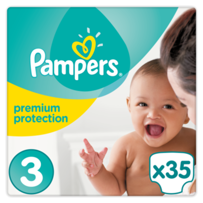 Pampers Luiers Pampers New Baby Maat 3  PAK
