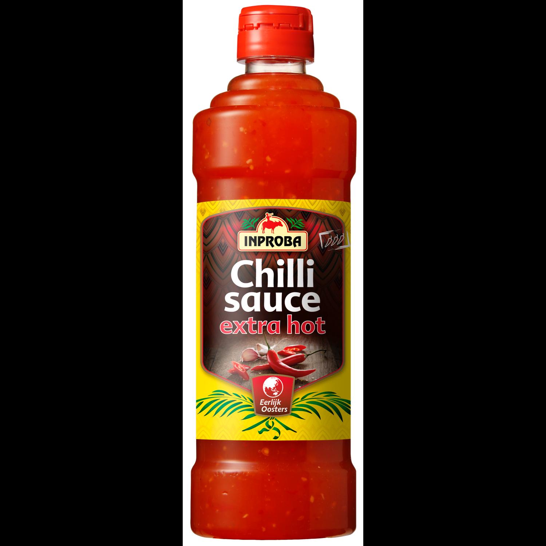 Inproba Chilisaus extra hot