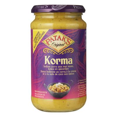 Patak's Korma saus