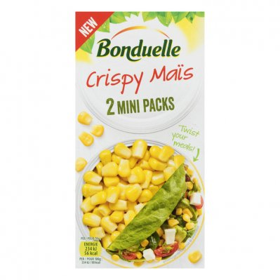 Bonduelle Crispy mais mini packs