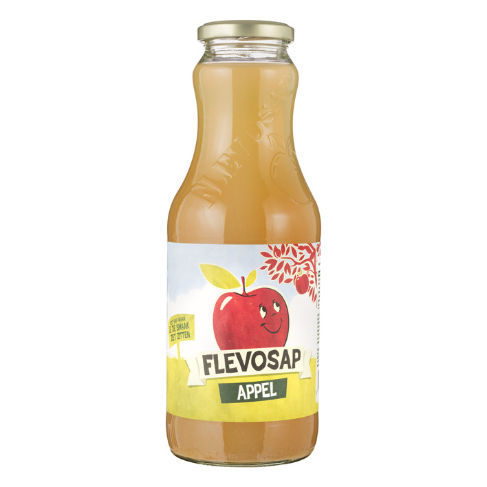 Flevosap Appelsap