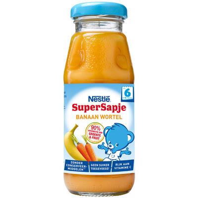 Nestlé Supersapje banaan-wortel