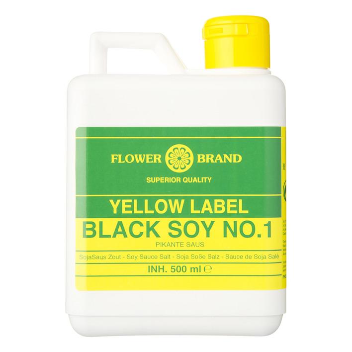 Flowerbrand Black soy sauce no. 1
