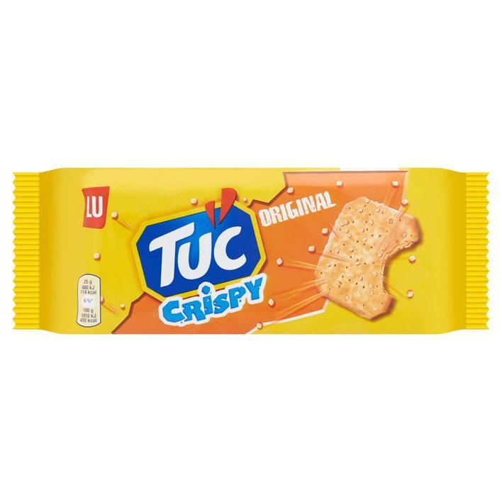 LU Tuc crackers Crispy