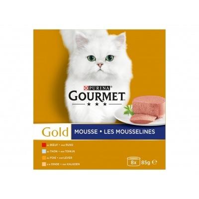 Gourmet Gold mousse tonijn lever rund