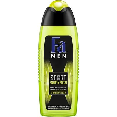 Fa Sport energy boost shower gel
