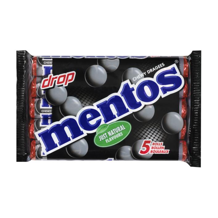 Mentos Drop 5-pack