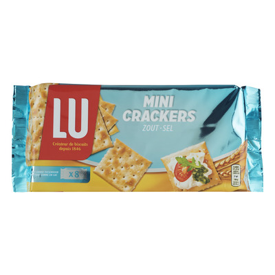 LU Minicrackers zout