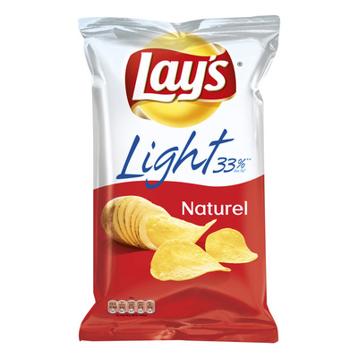 Lay's Light naturel