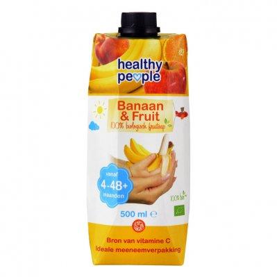 Healthy People Banaan-fruit 4+