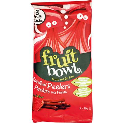 FruitBowl Aardbei peelers