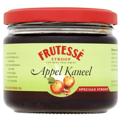 Frutesse Appel/kaneel stroop