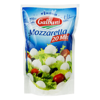 Galbani Mozzarella bolletjes mini
