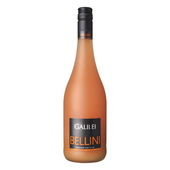 Galilei Bellini frizzante peach