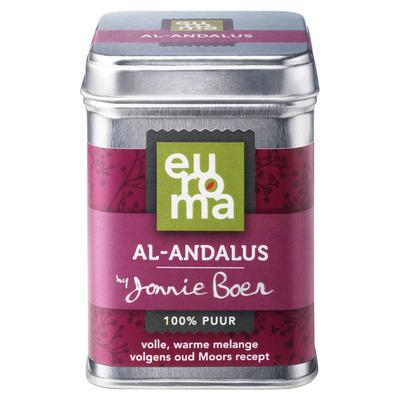 Jonnie Boer Specerijenmelange Al-Andalus