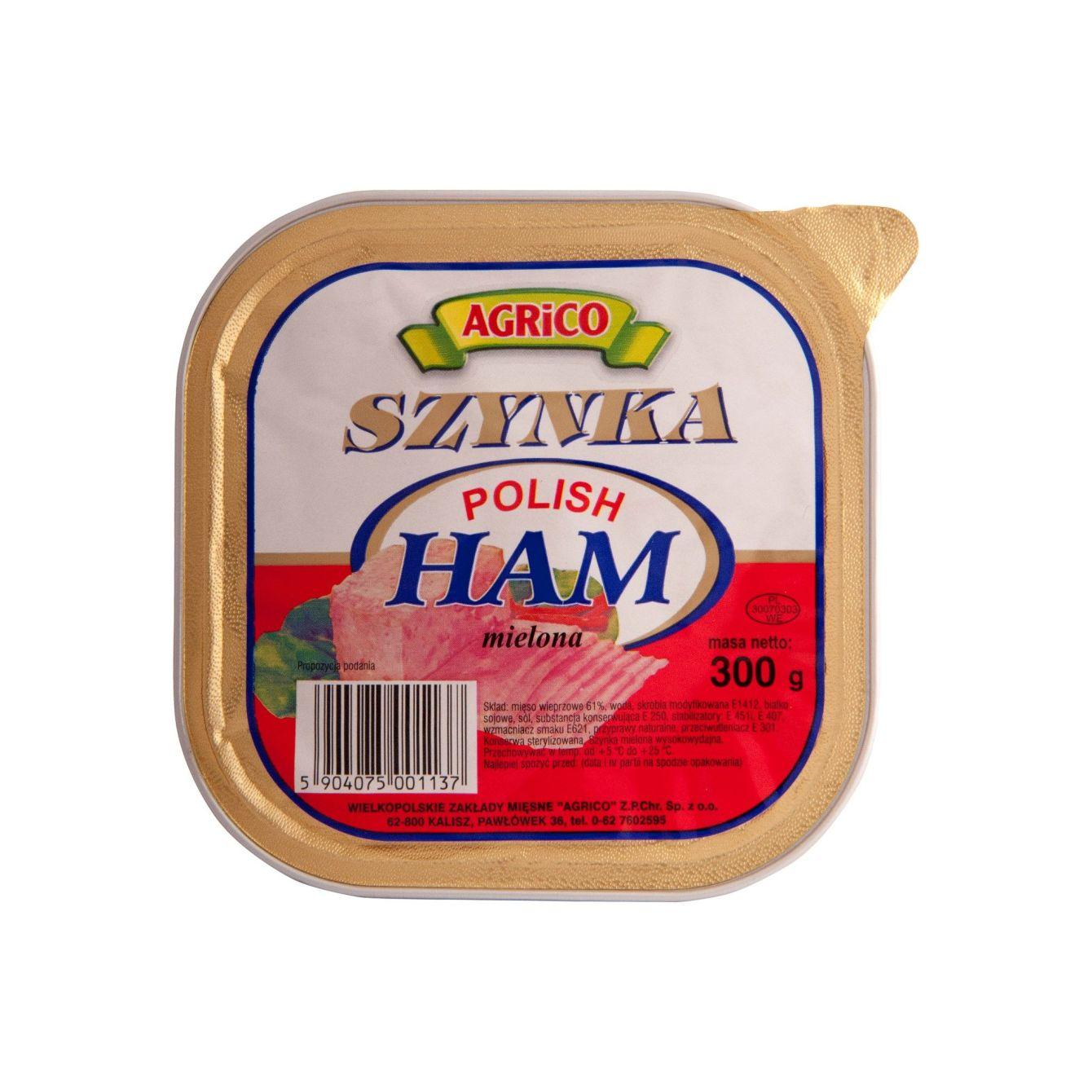 Agrico Poolse Ham
