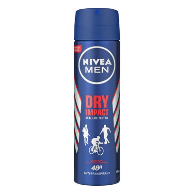 Nivea Men dry impact spray
