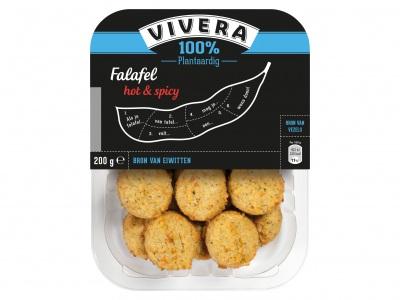 Vivera Falafel hot & spicy