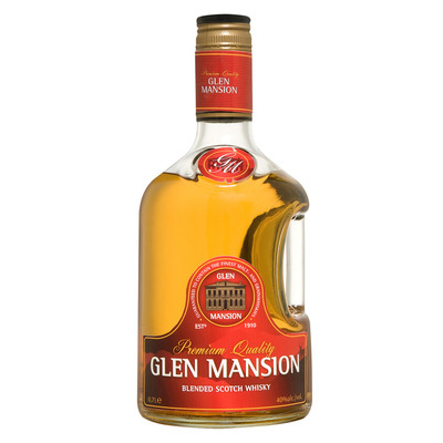 Glen Mansion Blended Scotch whisky