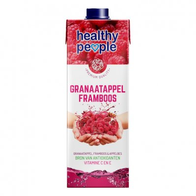 Healthy People Granaatappel- framboos