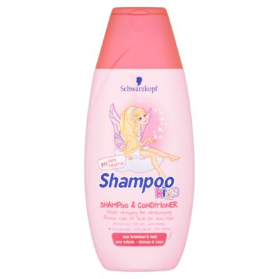 Schwarzkopf Kids Filles Shampoo & Conditioner 250 ml
