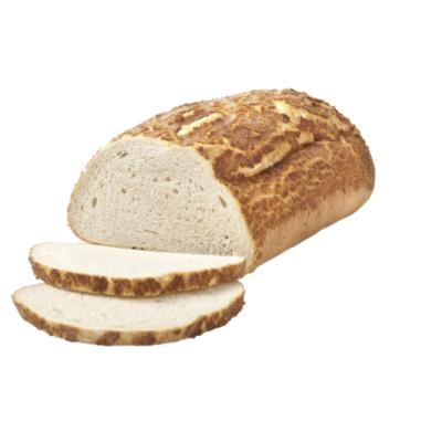 Huismerk KL Vloerbrood tijger wit heel