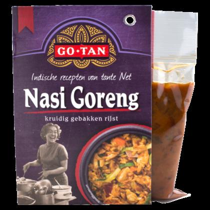 Go-Tan Boemboe nasi goreng