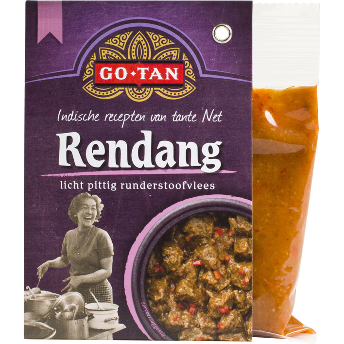 Go-Tan rendang 120 gram