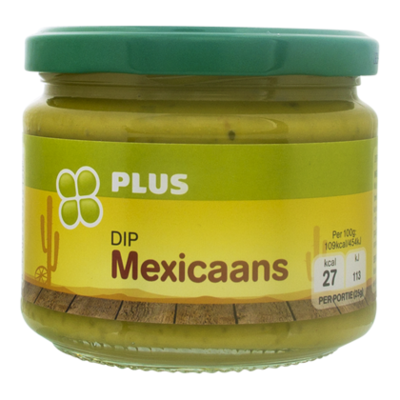 PLUS Dip mexicaans