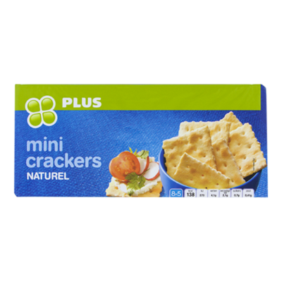 Huismerk Crackers mini